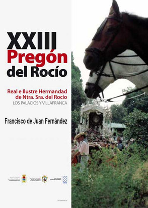 XXIII Pregón. D. Francisco de Juan Fernández
