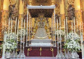 Apertura del Centenario de la Coronación Canónica de la Virgen del Rocío