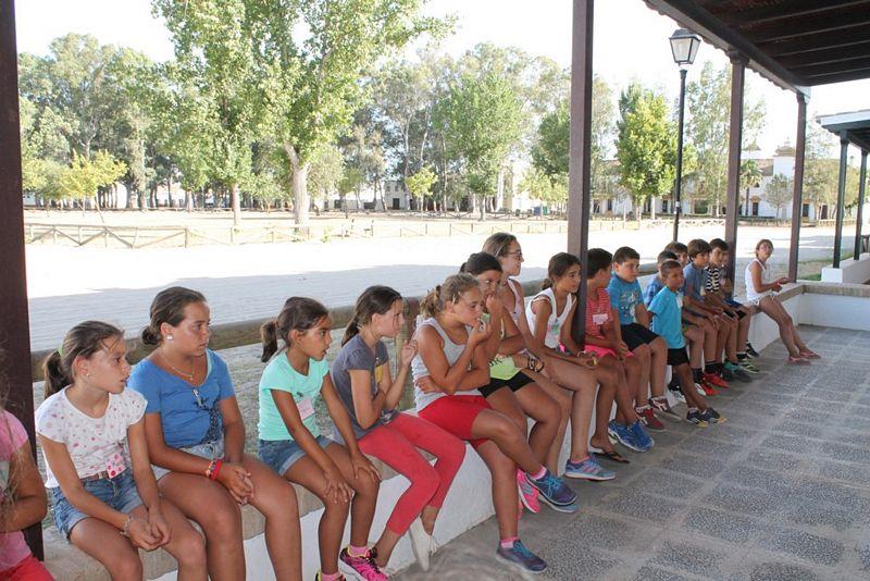 Colonias de Verano 2015. Día 3