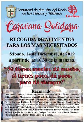 Recuerda. Caravana Solidaria