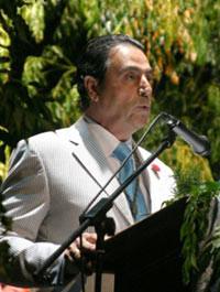 XXV Pregón. D. Manuel Nieto del Castillo