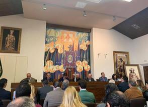Nuestra Hermandad en la Asamblea de Hermandades a su paso por Coria del Río