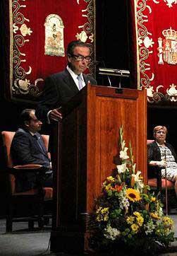 XIV Pregón. D. Salvador de Quinta Rodríguez