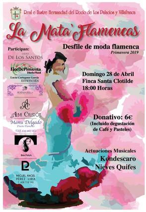 Desfile La Mata Flamencas