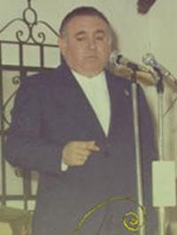 IX Pregón. D. Francisco Sánchez Cabrera de la Aurora