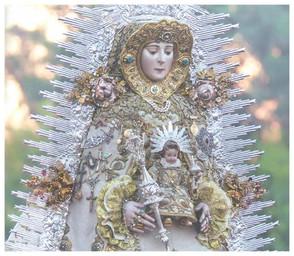 La Virgen del Rocío procesionará el 8 de septiembre