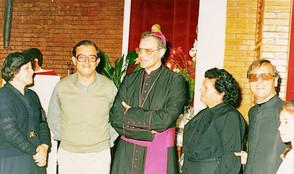 Medio siglo de iglesia a corazón abierto