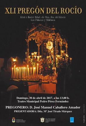 Ya disponible la versión digital PDF del XLI Pregón del Rocío