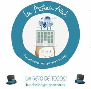 """Nuestra Hermandad se suma al proyecto """"La Azotea Azul """""""