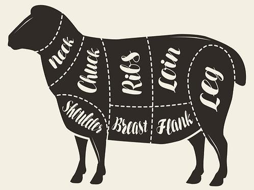 Lamb Chops $10/lb