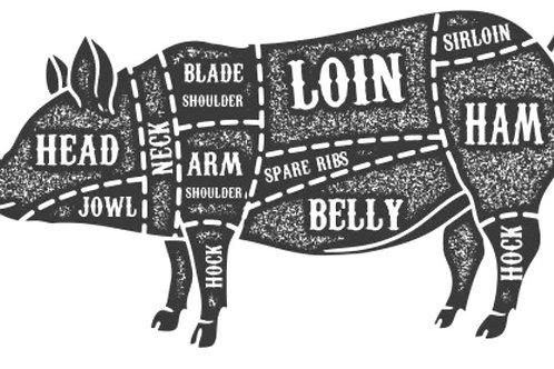 Boneless Pork Chops $5.59/lb