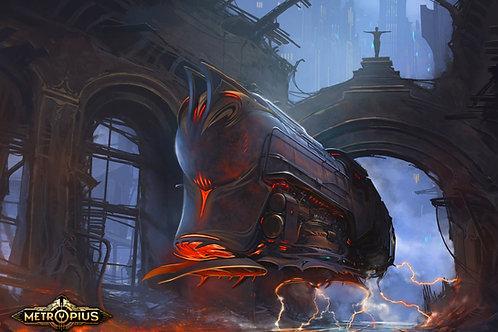 METROPIUS - The Death Express 2