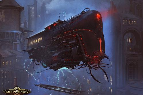 METROPIUS - The Death Express