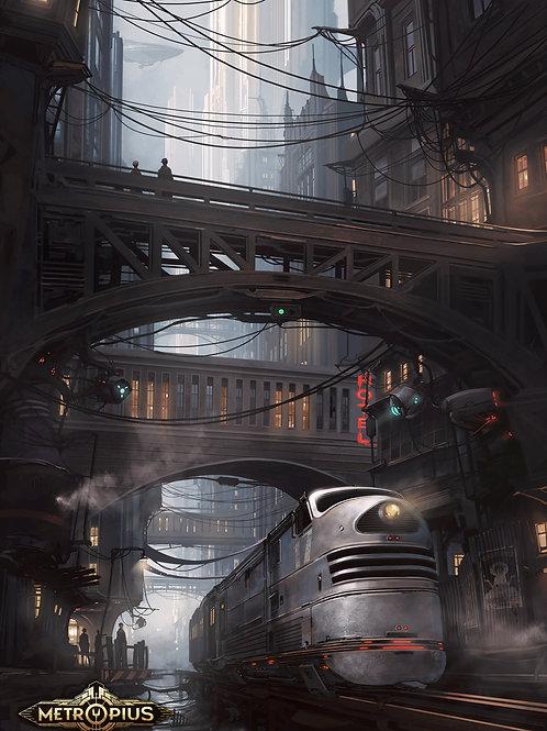 METROPIUS -  Filament Train