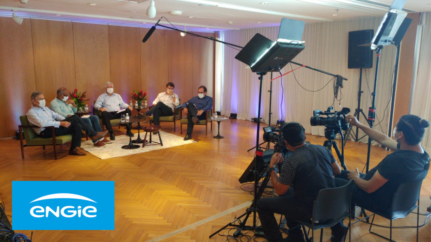 Evento híbrido: Encontro de Líderes da Engie do Brasil