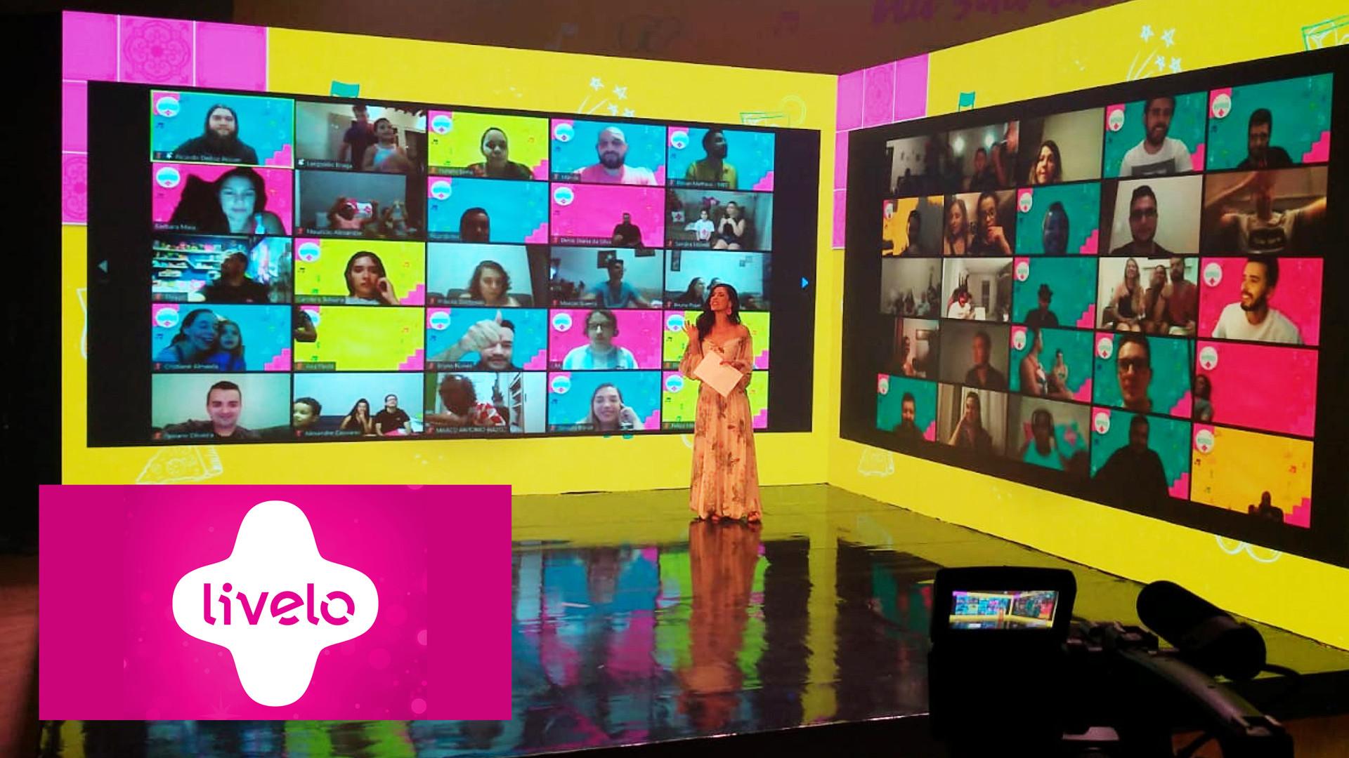 Confratenização: Confraternização online da LIVELO com Banda Eva
