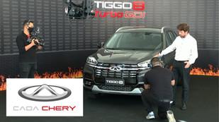 Livestreaming: Lançamento do Tiggo 8 Turbo GDI, da Caoa Chery