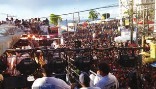 Transmissão ao vivo do Carnaval Salvador 2020