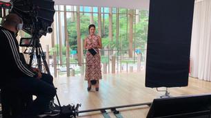 Evento Caminhos Brasil Japão - Transmissão ao vivo com tecnologias LiveU