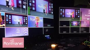 Livestreaming: Lançamento da coleção 2021 da Rommanel ao vivo no YouTube