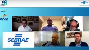 Livestreaming: evento do Sebrae