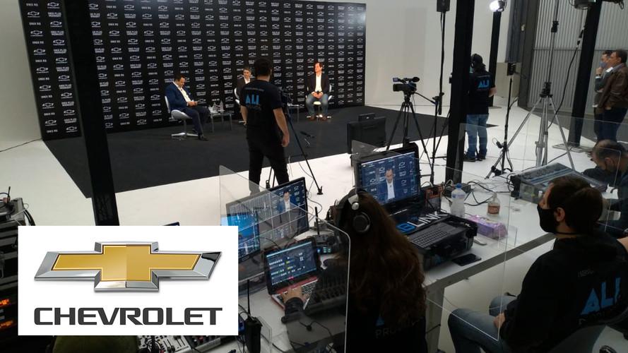 Livestreaming: Lançamento do novo Onix 2021 da Chevrolet