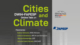 Dwih Fapesp Cities and Climate