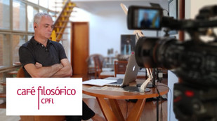 Livestreaming: Série especial Fique em Casa do Café filosófico.
