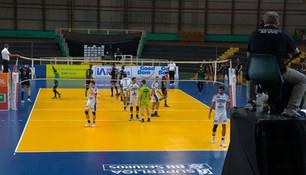 Superliga de Vôlei Banco do Brasil com transmissão para o canal SportTV