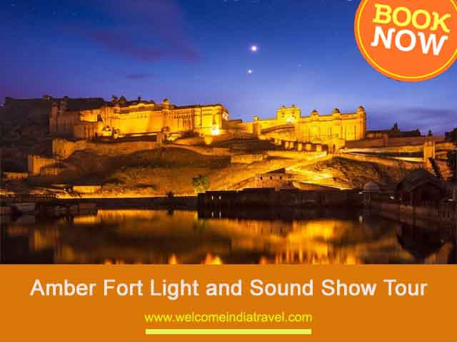 Amber Fort Light and Sound Show Tour Package