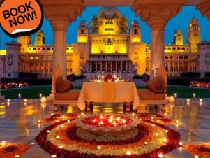 rajasthan luxury tour package from jaipur | Oberoi Hotel Luxury Rajasthan Tour