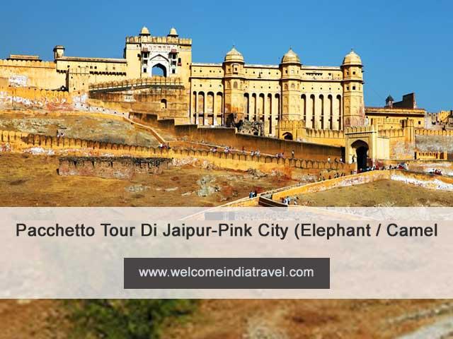 Pacchetto tour jaipur di 3 giorni
