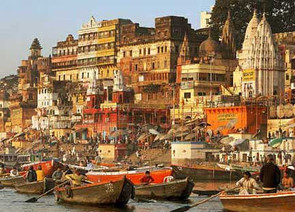 golden triangle tour with varanasi and khajuraho | golden triangle tour with udaipur