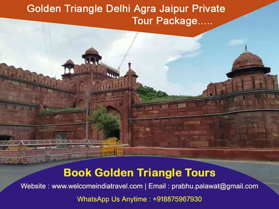 delhi agra jaipur golden triangle tour packages