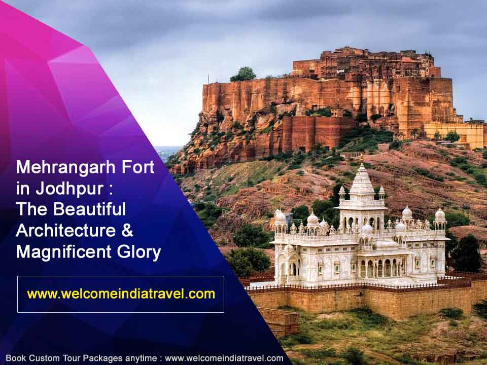 Mehrangarh Fort in Jodhpur Tour Packages