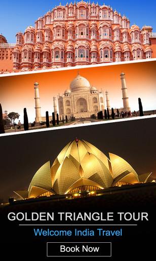 golden triagle tour - jaipu delhi agra package