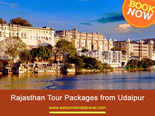 5 Nights 6 Days Rajasthan Tour Package from udaipur