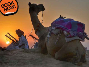 Rajasthan Desert Tour Packages from Jaipur | Desert Group Holiday Packages