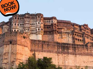 Rajasthan Forts & Palaces Tour Packages | Forts Tours of Rajasthan Delhi Agra