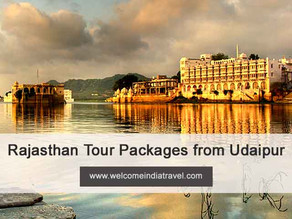 rajasthan tour packages from udaipur