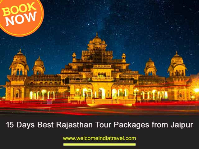 Best Rajasthan Tour Packages from Jaipur
