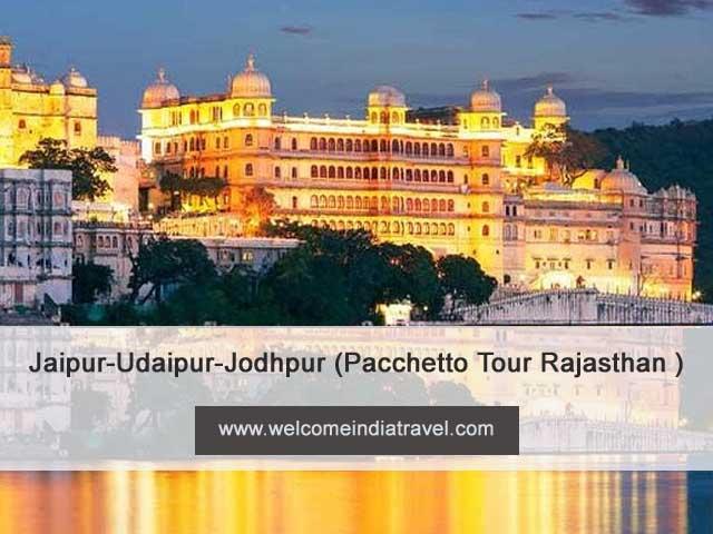 Migliori pacchetti turistici per viaggiare nel Rajasthan