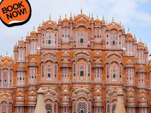 Rajasthan Golden Triangle Tour Packages | Delhi Agra Jaipur with Rajasthan Tour