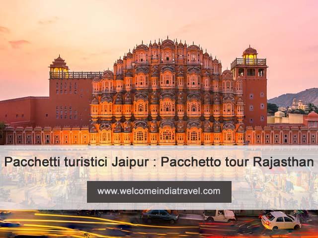 miglior pacchetto turistico del rajasthan da jaipur