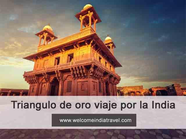 Triangulo de oro viaje por la India