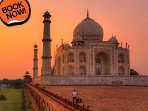 6 Day Golden Triangle Tour Package | Golden Triangle 6 Day Private Tour