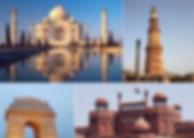 Tour Triangolo d'Oro India 8 giorni