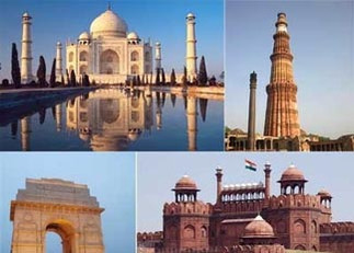 Cheap Golden Triangle Tour Packages Indi