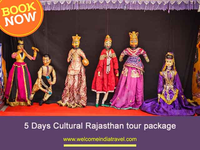 5 days rajasthan cultural packages