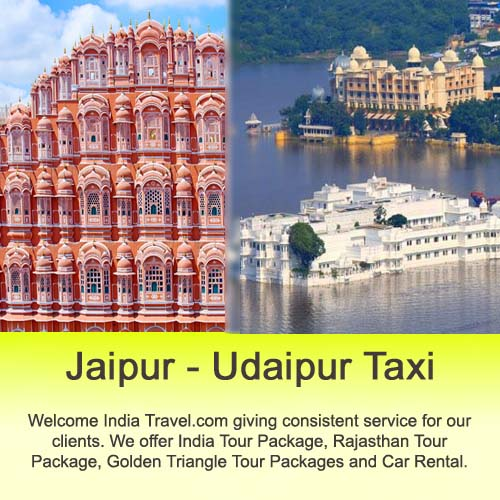 udaipur car rental rates